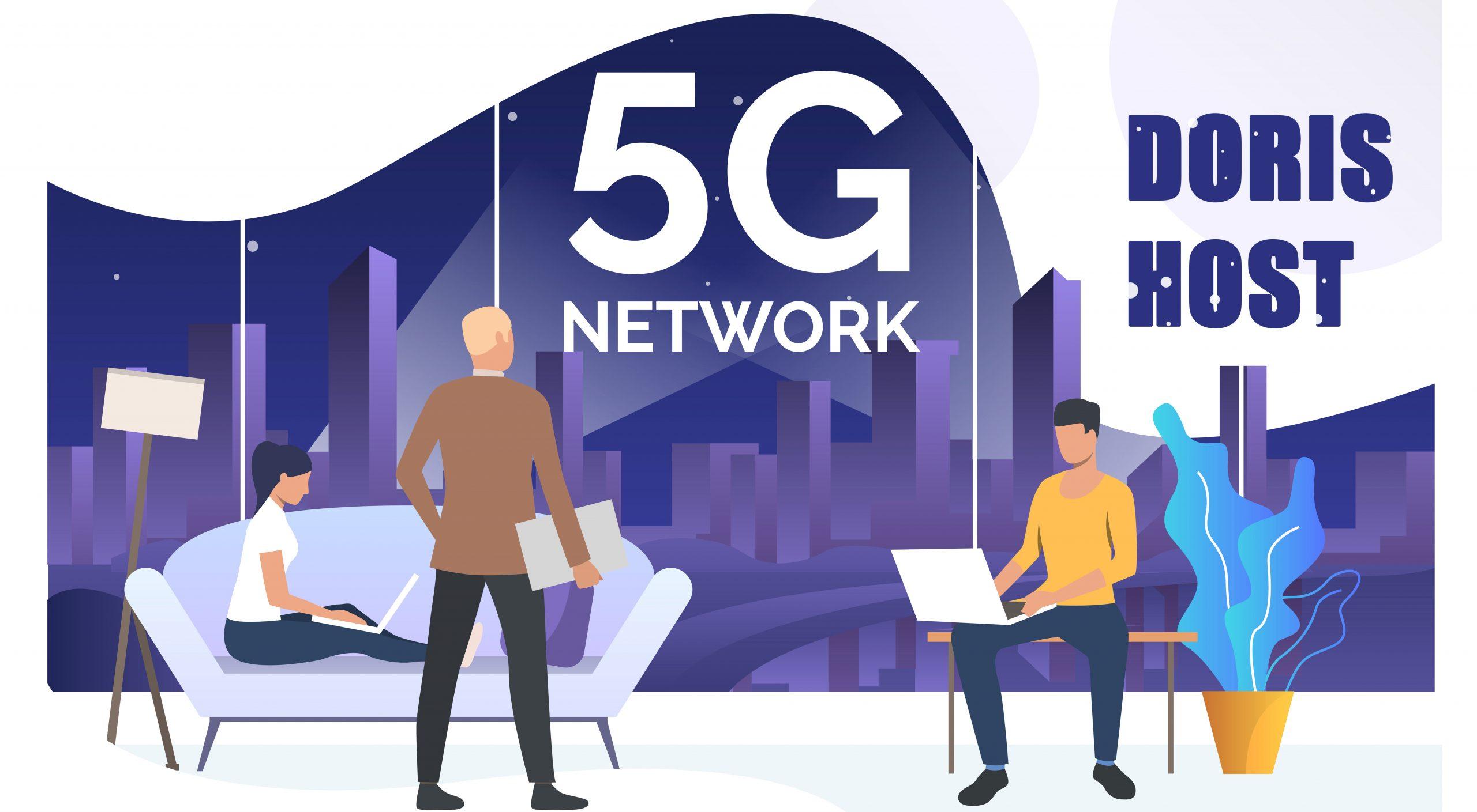 تکنولوژی ۵G چیست؟