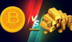 بیت کوین تقریبا به اندازه طلا کمیاب خواهد بود