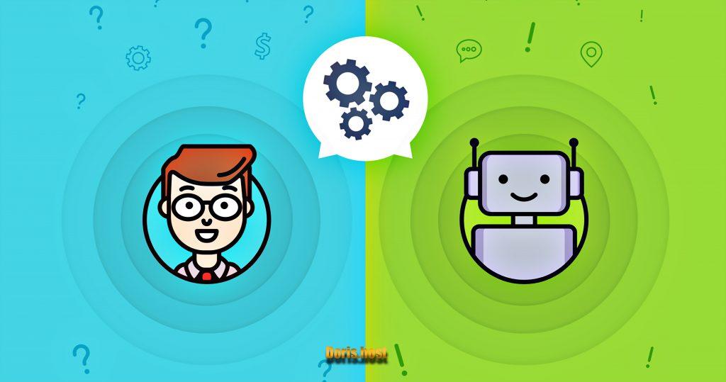 """""""Chatbots یک دنیای کاملا جدید را برای کسب و کارها باز می کند"""
