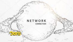 شبکه سازی بین کامپیوتر و سرور مجازی